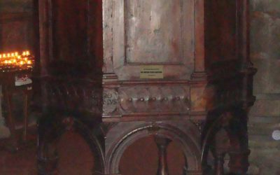 Il PULPITO della Pieve di Santa Maria Assunta (Stia)